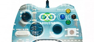 Arduino stepper motor speed control with xbox 360 controller