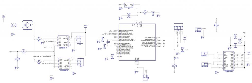 diy dc pid motor controller encoder arduino